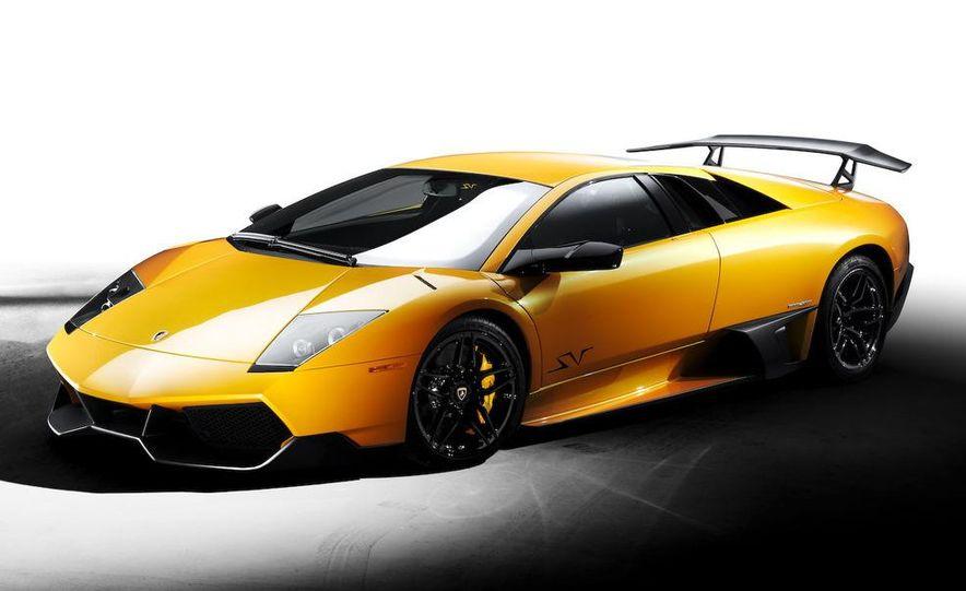Lamborghini 6.5-liter V-12 engine - Slide 26