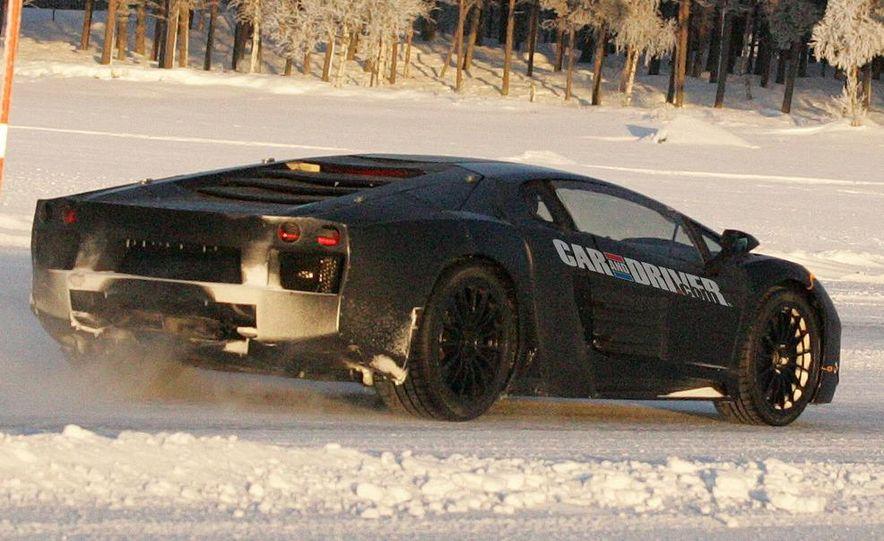 Lamborghini 6.5-liter V-12 engine - Slide 35