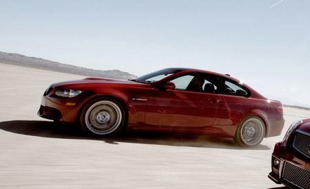 2011 BMW 3-series / M3