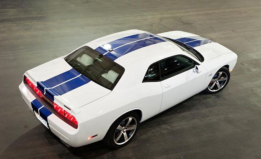 2011 Dodge Challenger SRT8 392 - Slide 1