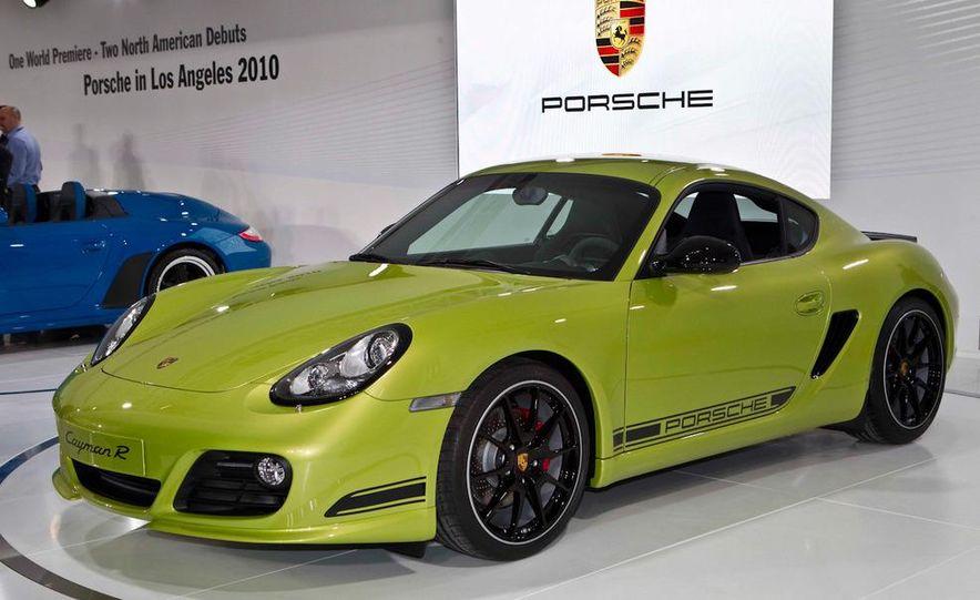 2011 Porsche Cayman R - Slide 1