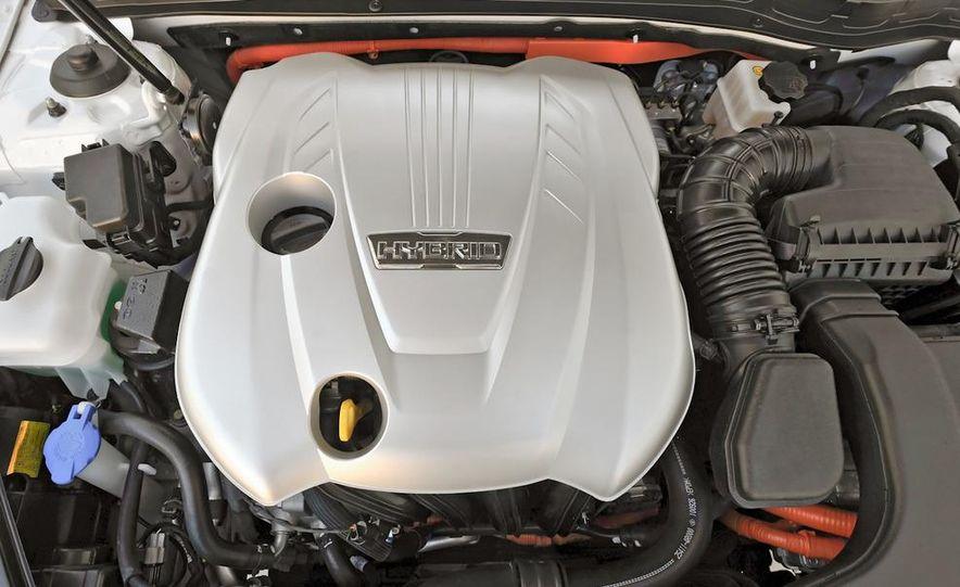 2011 Kia Optima hybrid - Slide 36