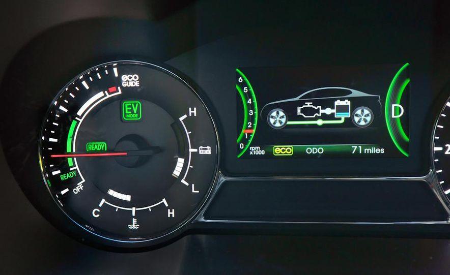 2011 Kia Optima hybrid - Slide 31