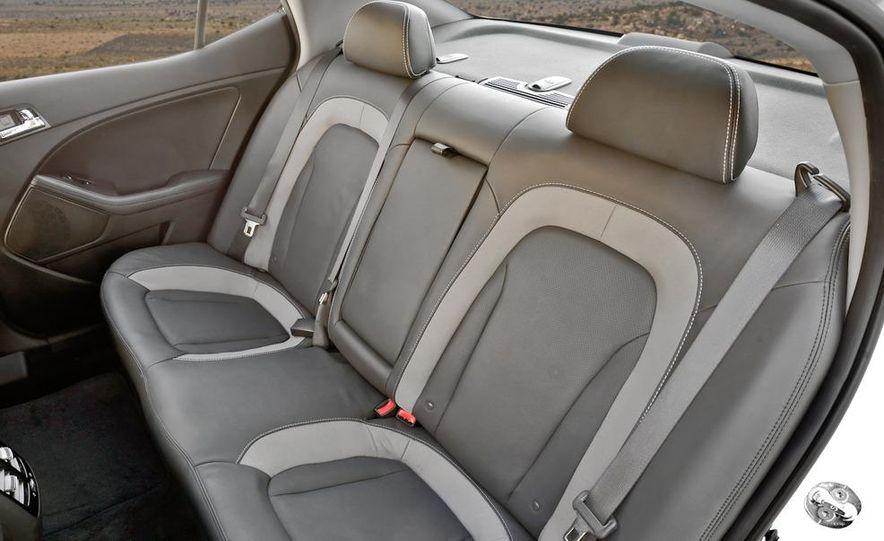 2011 Kia Optima hybrid - Slide 34