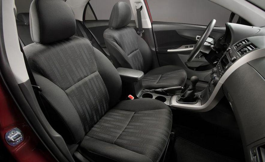 2011 Toyota Corolla - Slide 27