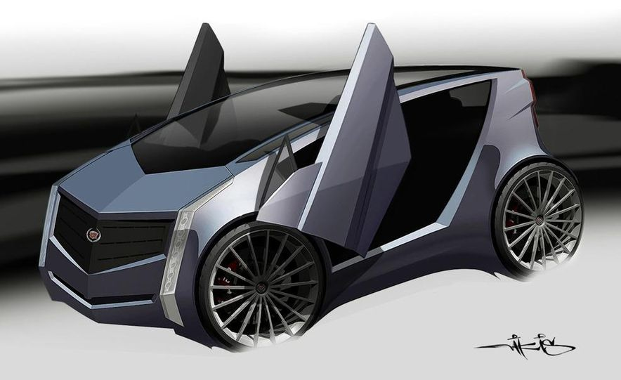 Cadillac Urban Luxury concept - Slide 56