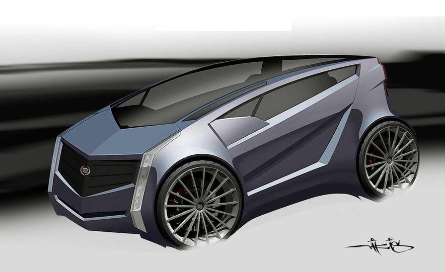 Cadillac Urban Luxury concept - Slide 57