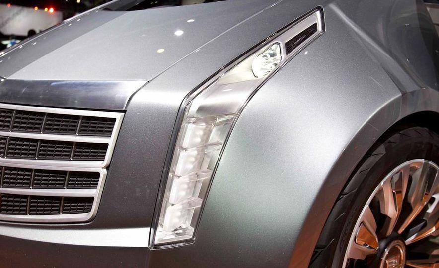 Cadillac Urban Luxury concept - Slide 16