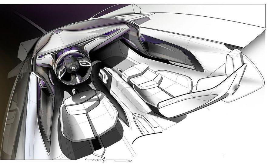 Cadillac Urban Luxury concept - Slide 58