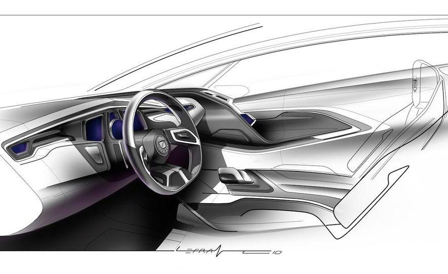 Cadillac Urban Luxury concept - Slide 59