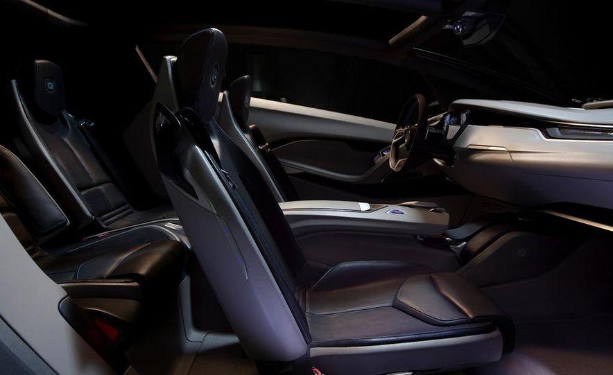 Cadillac Urban Luxury concept - Slide 49