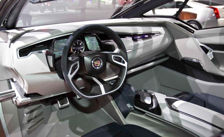 Cadillac Urban Luxury concept - Slide 19
