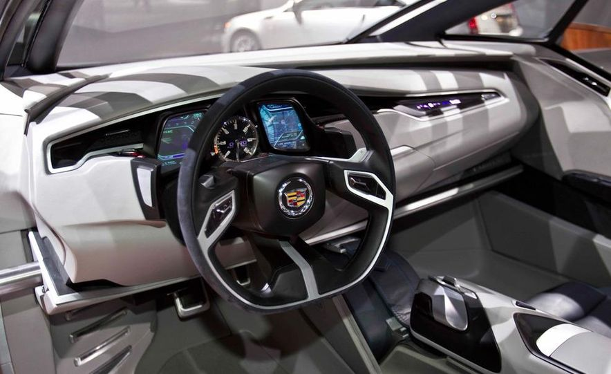 Cadillac Urban Luxury concept - Slide 20
