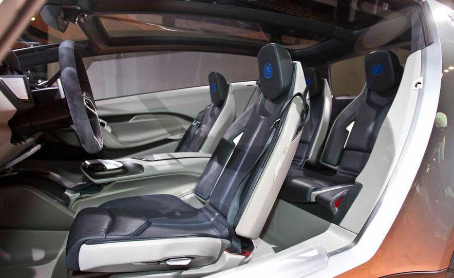 Cadillac Urban Luxury concept - Slide 22