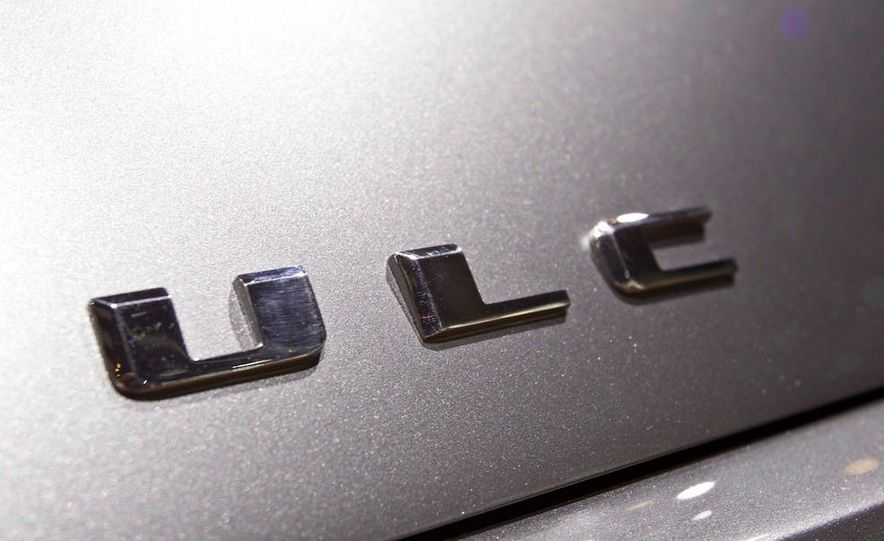 Cadillac Urban Luxury concept - Slide 14