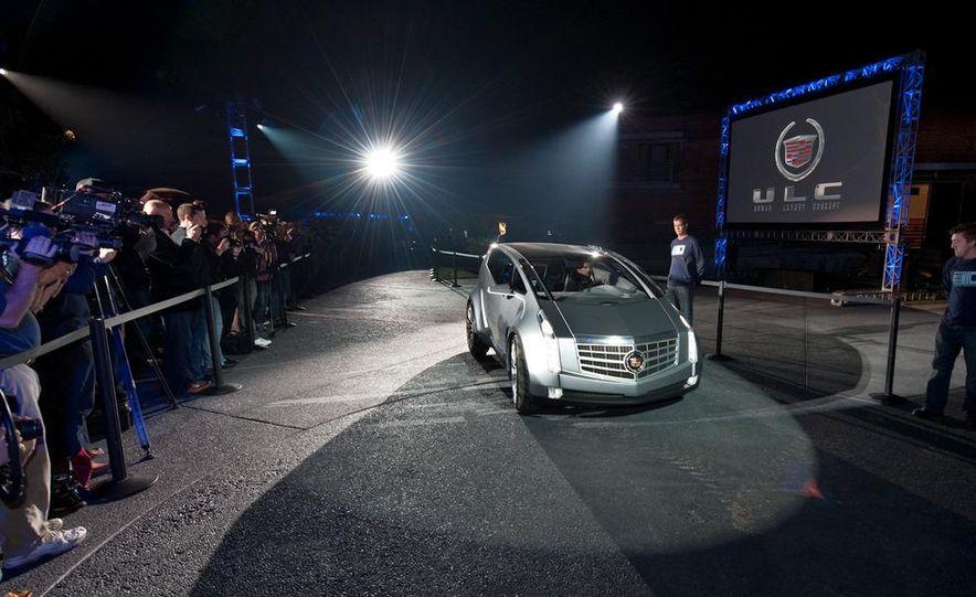 Cadillac Urban Luxury concept - Slide 23