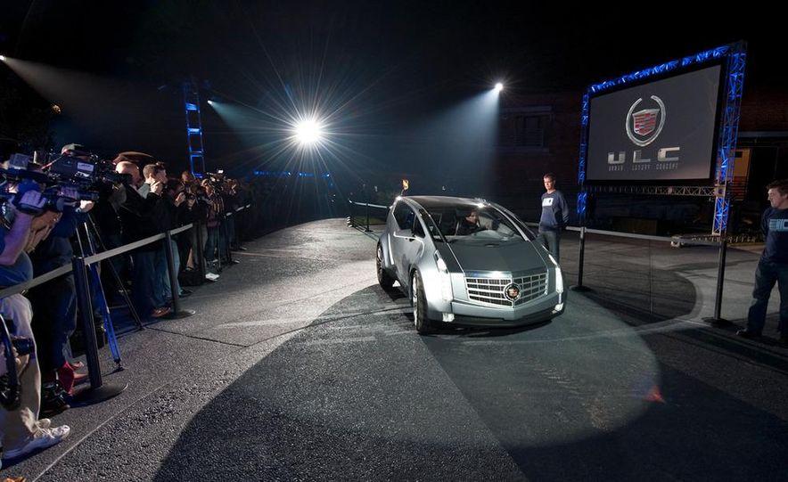 Cadillac Urban Luxury concept - Slide 24