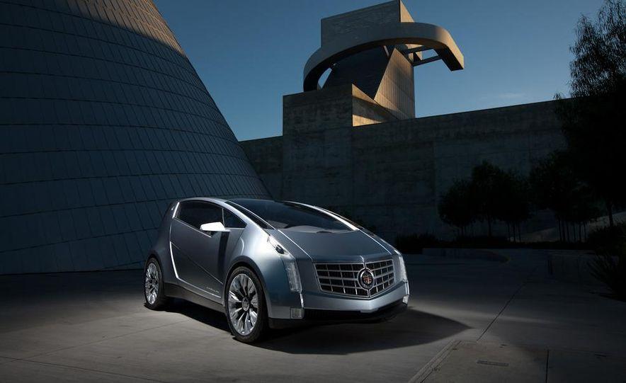 Cadillac Urban Luxury concept - Slide 35