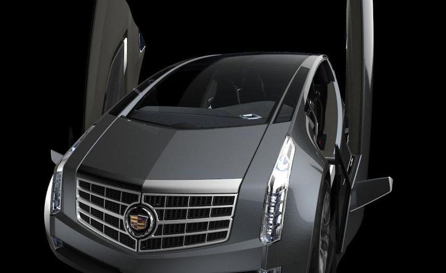 Cadillac Urban Luxury concept - Slide 53