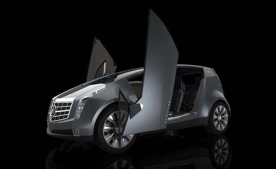 Cadillac Urban Luxury concept - Slide 54