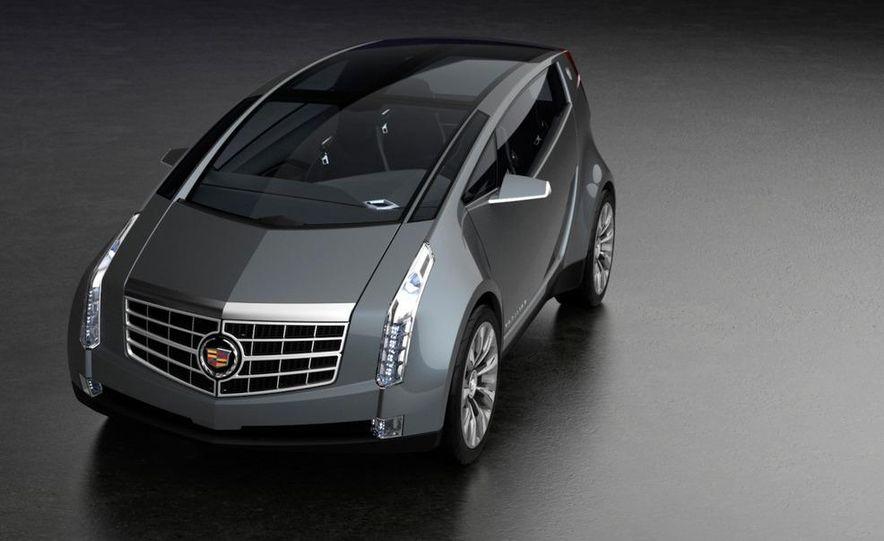 Cadillac Urban Luxury concept - Slide 36