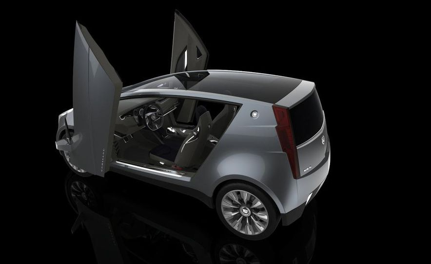 Cadillac Urban Luxury concept - Slide 55