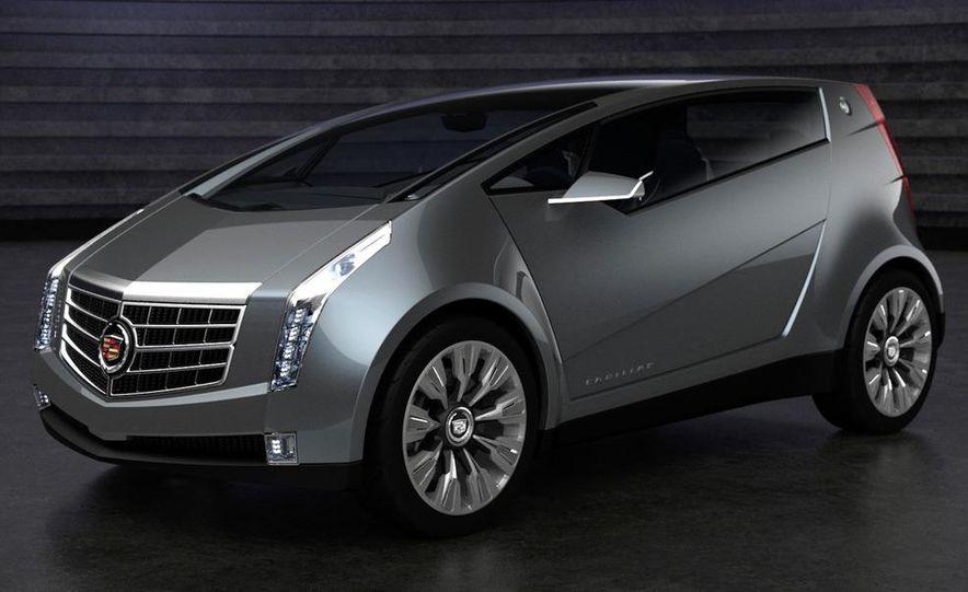 Cadillac Urban Luxury concept - Slide 37