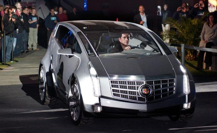 Cadillac Urban Luxury concept - Slide 25