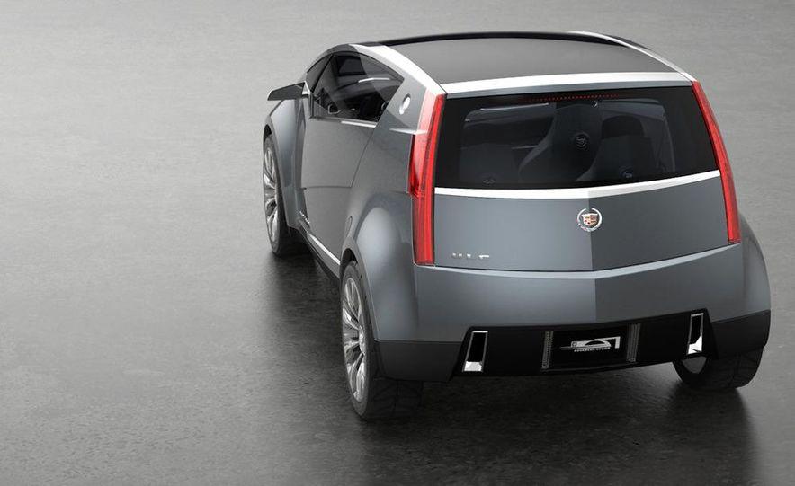 Cadillac Urban Luxury concept - Slide 39