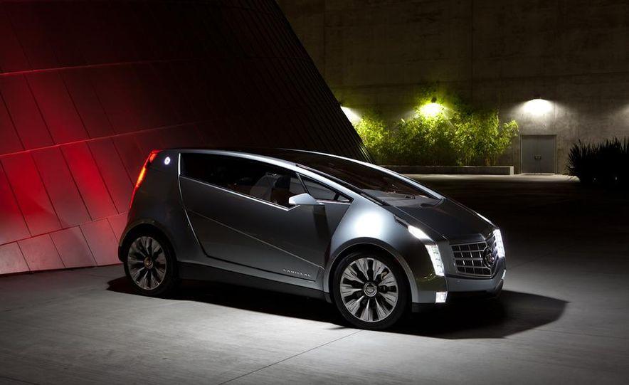 Cadillac Urban Luxury concept - Slide 40