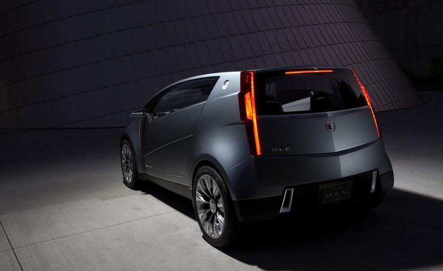 Cadillac Urban Luxury concept - Slide 43