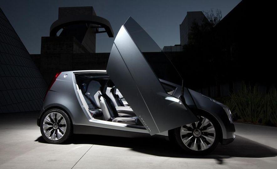 Cadillac Urban Luxury concept - Slide 44