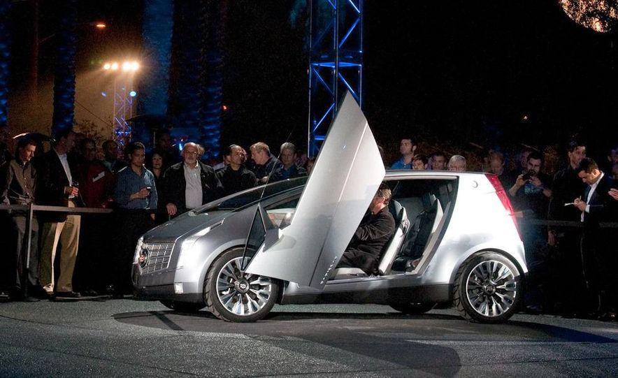 Cadillac Urban Luxury concept - Slide 28