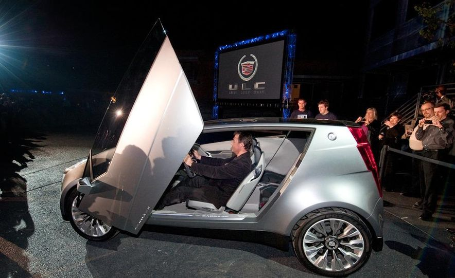 Cadillac Urban Luxury concept - Slide 30