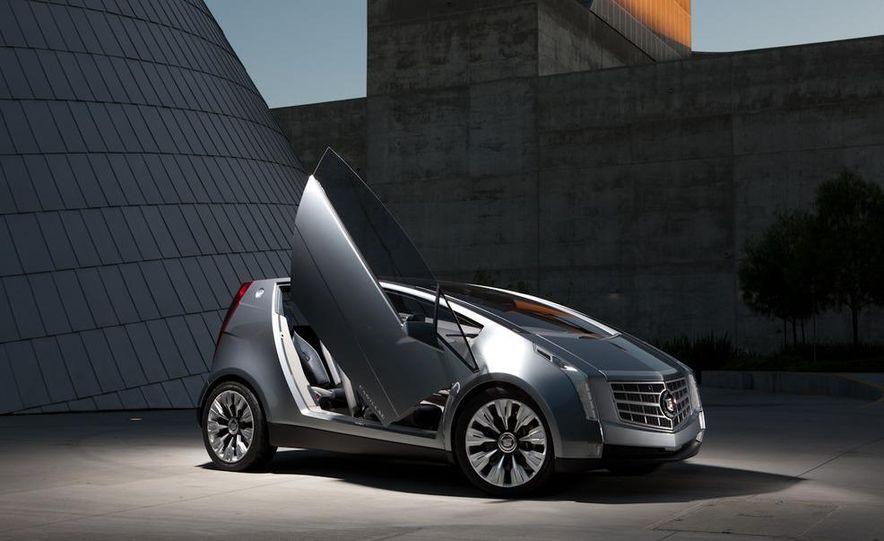 Cadillac Urban Luxury concept - Slide 45