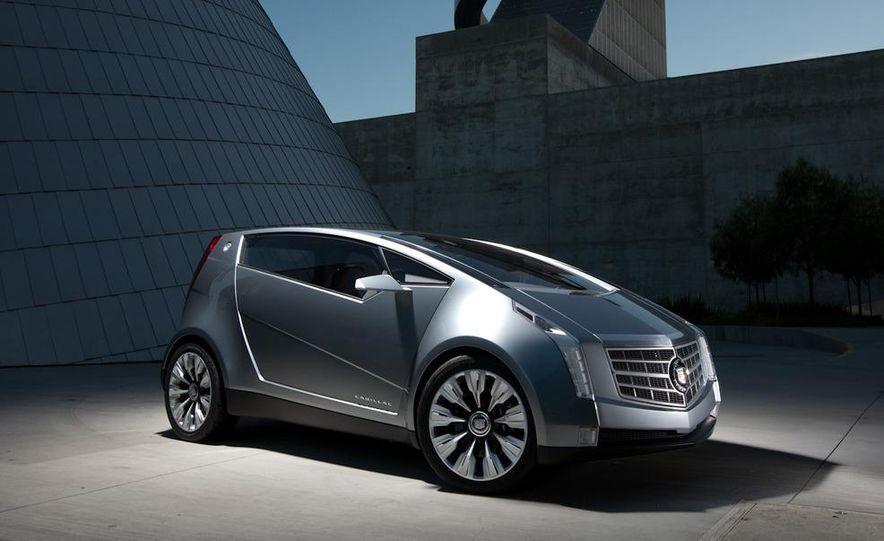 Cadillac Urban Luxury concept - Slide 46