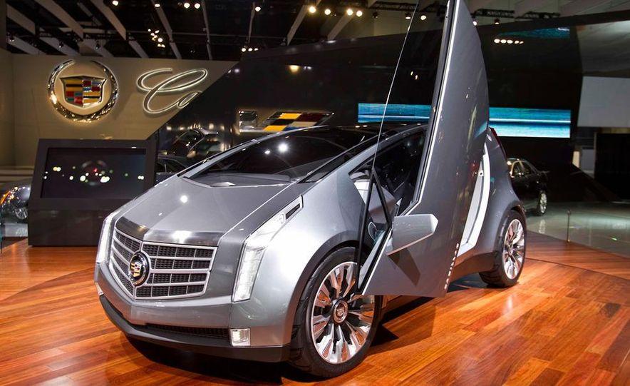 Cadillac Urban Luxury concept - Slide 1