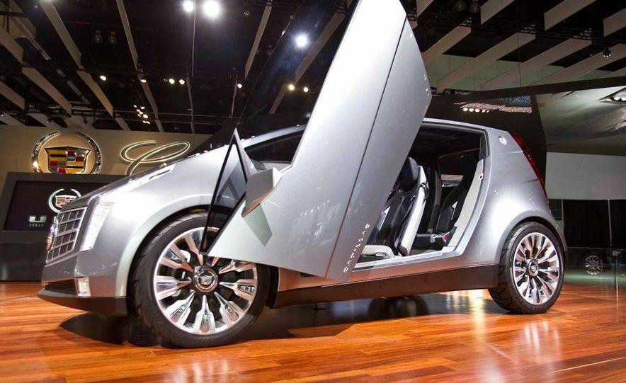 Cadillac Urban Luxury concept - Slide 2