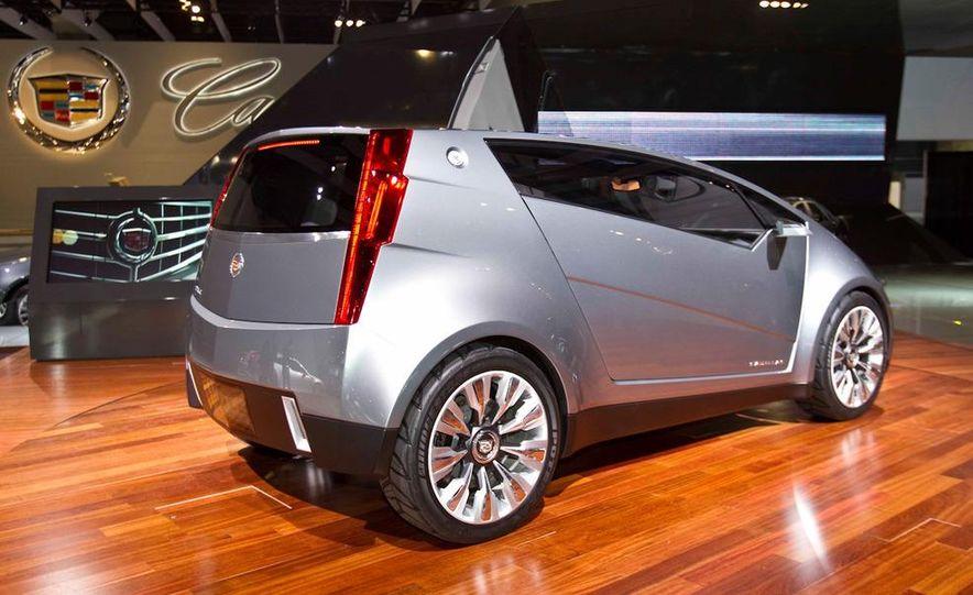Cadillac Urban Luxury concept - Slide 3