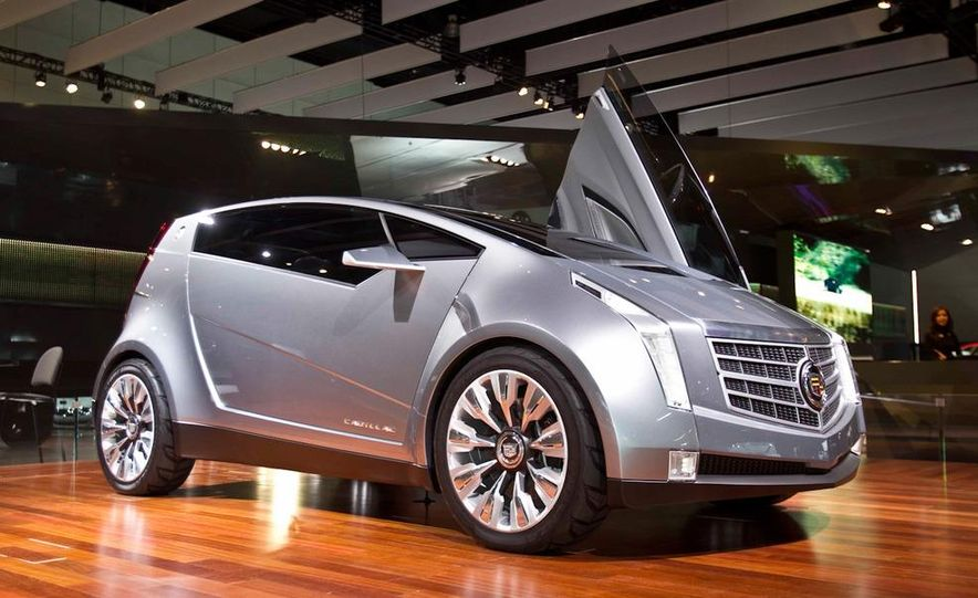 Cadillac Urban Luxury concept - Slide 4
