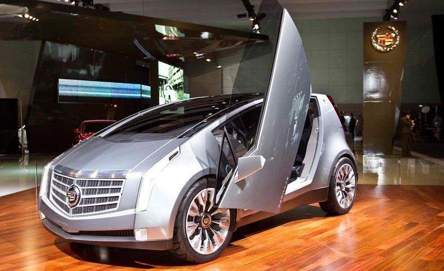 Cadillac Urban Luxury concept - Slide 5