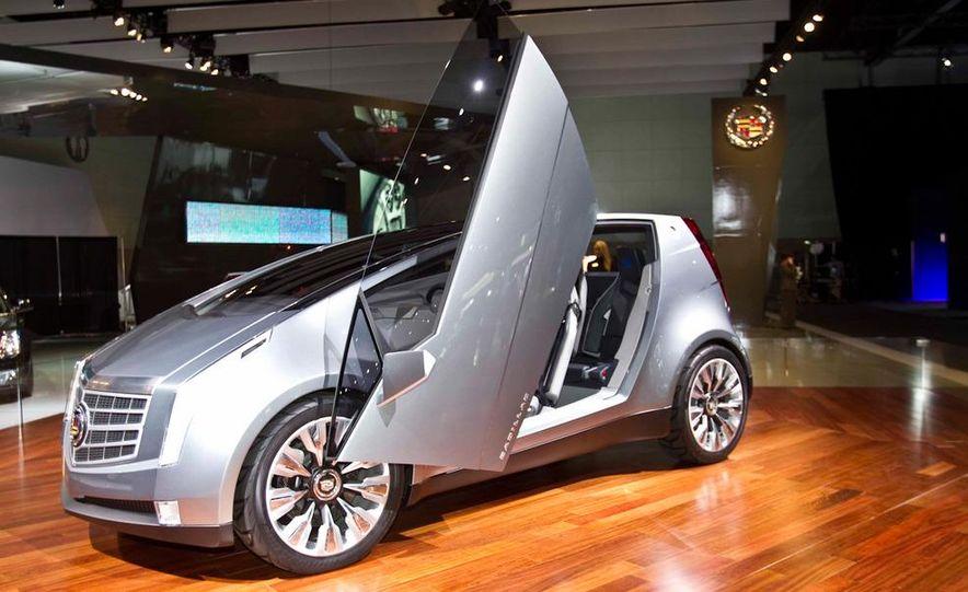 Cadillac Urban Luxury concept - Slide 6