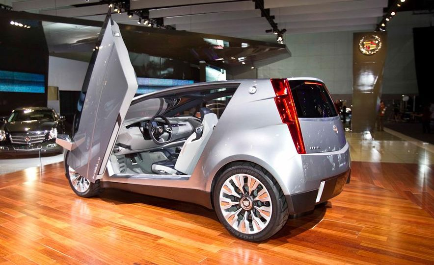 Cadillac Urban Luxury concept - Slide 7
