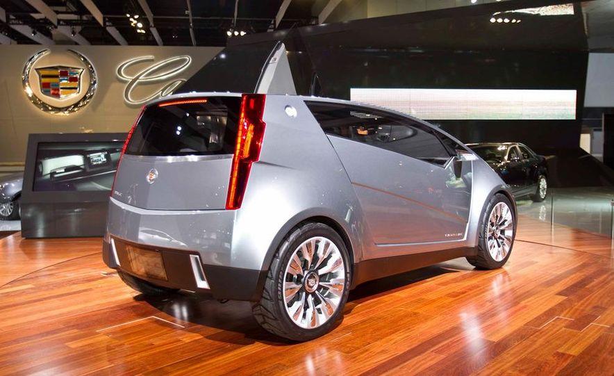 Cadillac Urban Luxury concept - Slide 8
