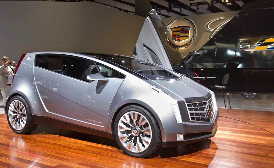 Cadillac Urban Luxury concept - Slide 9
