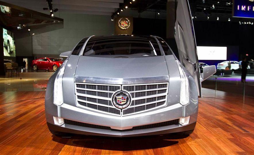 Cadillac Urban Luxury concept - Slide 12