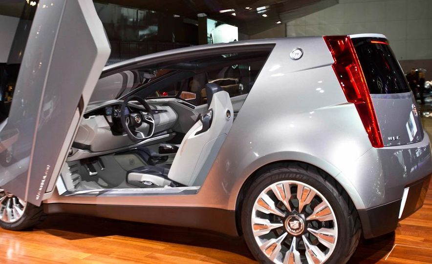 Cadillac Urban Luxury concept - Slide 13
