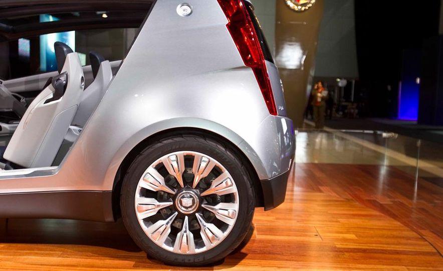Cadillac Urban Luxury concept - Slide 18