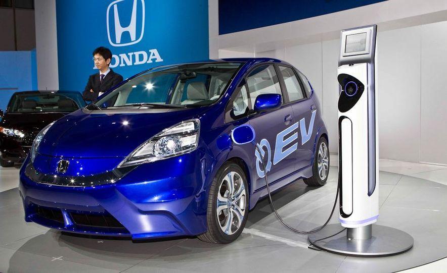Honda Fit EV concept - Slide 6