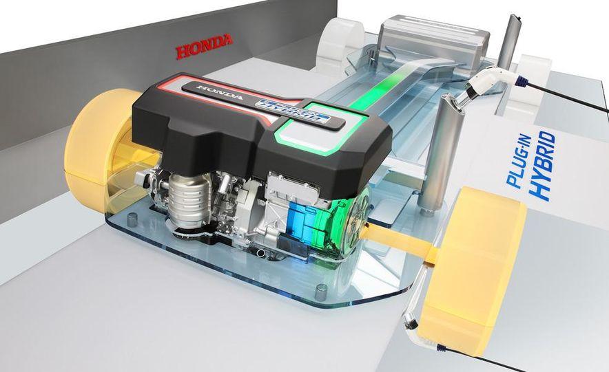 Honda Fit EV concept - Slide 37